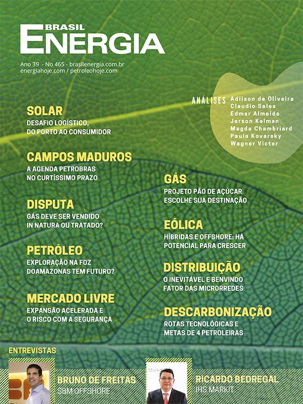 Revista Brasil Energia – Edição 465
