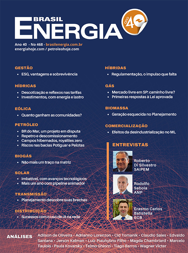 Revista Brasil Energia – Ed. 468