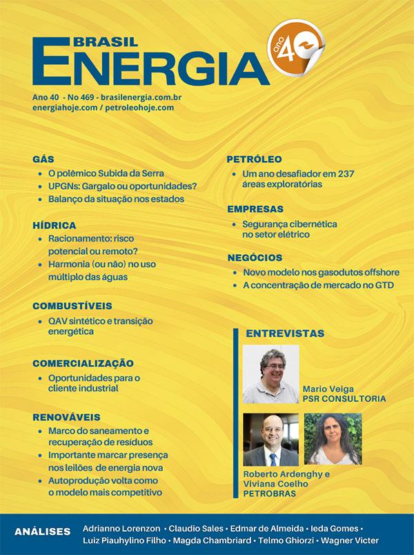 Revista Brasil Energia – Edição 469